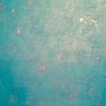 Ein Stück Blau, 2015, Acrylic, gold & silber leaf on canvas, 100 x 160 cm, private collection