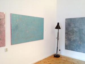 Studio Sedeka, October 2015, Bang 16, Ein Stück Blau, Blinky 3